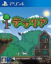 Terraria Sony Ps4 Playstation Japanese Japanzon Com