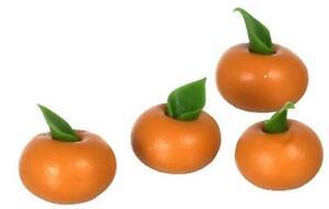 Poupées Maison Mandarines Satsumas Cuisine Jardin Fruits et Légumes Accessoire