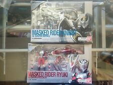Figuarts Kamen Rider Ryuki & Dragreder & Figuarts Knight & Darkwing MIB USA