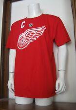1e5066ef658 adidas Mens XL NHL Detroit Red Wings Henrik Zetterberg #40 Captain T Shirt