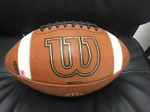 Wilson GST 1003. Football. Game Used. Great Condition. Official HS/College
