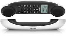 Téléphones sans fil blanc