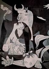 Picasso # 03 cm 50x70 Poster Affiche Plakat Cartel Stampa Grafica Art papiarte