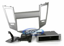 Metra 99-3011S Single/Double DIN Dash Installation Kit for 2011-Up Chevy Cruz