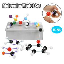 267Pcs Molecular Model Set Chemistry Science Atom Atomic Molecules Particle Kit
