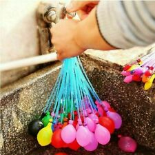 1110 Stück Magic Wasserbomben Wasserballon Sommer Spielzeug Vatertagsgeschenk -a