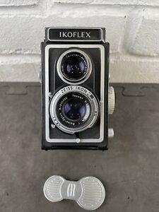 Zeiss Ikon Ikoflex - Vintage TLR Film Camera, Tessar 1:3.5/f=7.5cm Lens