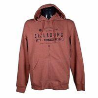 Billabong - Felpa - Modello WATCHER - 9107 - Colore Bordeaux -Taglia L
