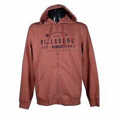Billabong - Felpa - Modello WATCHER - 9107 - Colore Bordeaux -Taglia S