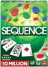 Sequence the Board Game Goliath Vivid