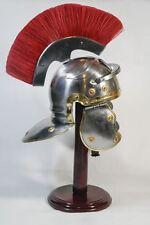 Full Size Roman Centurion Helmet (geniune horsehair)