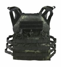 Kombat Spec-Ops MOLLE Tactical Vest JPC aka Jumpable Plate Carrier – BTP Black