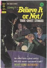 Ripley's Believe It or Not! Comic Book #47 Gold Key 1974 FINE