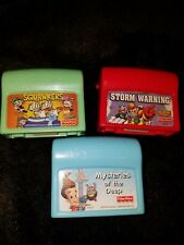 Fisher Price Power Touch Cartridges Jimmy Neutron Rescue Heros Fairly OddParents