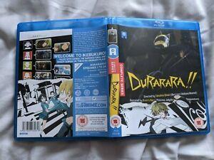 Durarara! Anime box set Blu Ray