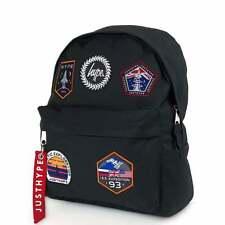 HYPE Space Badges Backpack BTS19067 HYPE Schoolbag