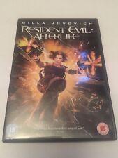 Resident Evil - Afterlife (DVD, 2011) milla jovovich, wentworth miller, uk dvd