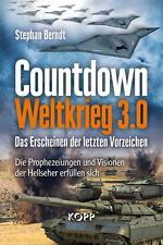 Countdown Weltkrieg 3.0 von Stephan Berndt (2015, Gebundene Ausgabe) | Buch