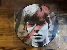 "DAVID BOWIE - THE SHAPE OF THINGS TO COME - RARE PICTURE DISC - 7""SINGLE - NEW"