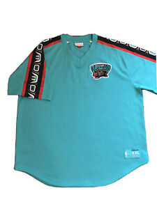 Mitchell And Ness Grizzlies Jersey 52