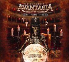 The Flying Opera - Around The World In 20 Days (2CD/2DVD), Avantasia, New CD+DVD