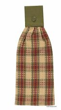 Hand Towel - Cinnamon by Park Designs - Kitchen Dining Tan Green Red