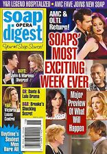 All My Children, One Life to Live, Sexiest Men - May 6, 2013 Soap Opera Digest