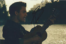 """Hunter Hayes Signed 4x6 Photo CMT Artist of the Year I Want Crazy """"Wanted Proof!"""