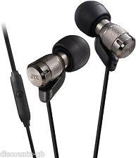 JVC HA-FRD80-Z Micro In-Ear Headphones Music / SmartPhone Mic Samsung HTC Sony