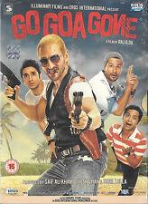 Go Goa Gone - Saif Ali Khan - Nuevo Bollywood DVD - Envio Gratis Reino Unido