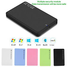 "2.5"" 5Gbps Hard Disk Case Enclosure SATA to USB3.0 External SSD Box Adapter"