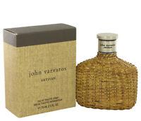 John Varvatos Artisan Cologne 2.5 Oz / 75 ml Edt Spray For Men New In Box