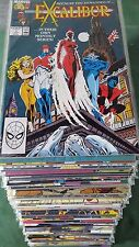 Excalibur 1988 #1-125 Complete Series Set High Grade Lot vf-nm bagged
