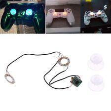 Analog Thumb Sticks Joystick Cap LED Light DIY For PS4 Platstation 4 Controller