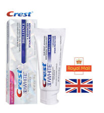 CREST 3D White Brilliance Advanced Stain protection Whitening Toothpaste (116g)