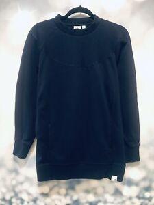 Adidas Originals XBYO Crewneck Pocket Navy Men SATOMI NAKAMURA Japan J089