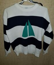 Vintage Chemise Lacoste Kids/youth Sweater. M 12/14