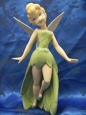 TINKER BELL DISNEY FAIRY PRINCESS PORCELAIN FIGURINE 2014 NAO BY LLADRO  #1836