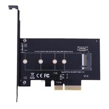 PCI-E 3.0 x4 Lane Host Adapter Converter Card M.2 NGFF SSD to Nvme PCI E M Key