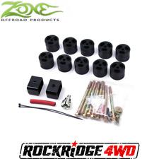 "Zone Offroad 2"" Complete Body Lift Kit fits 07-18 Jeep Wrangler JK & JKU 4x4 New"