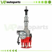 Distributor For Small Block Ford 289 302 V8 Engines Ready to Run with Red Cap