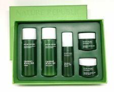 Nature Republic Ginseng Royal Silk Trial Kit (5 items) for Travel SING-SING-GIRL