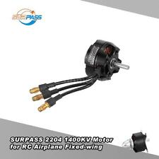 SURPASS 2204 1400KV 14 Poles Brushless Motor for RC Airplane Fixed-wing M1M9