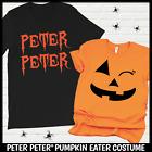 Peter Peter Pumpkin® Eater Shirt Halloween Couples Costume T-shirt