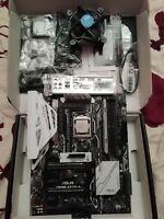 Intel Core i5-7500 3.4GHz + ASUS PRIME Z270-A Motherboard LGA1151 + 4GB RAM