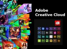 Adobe Creative Cloud 2017 Full Production Suite for Apple Mac