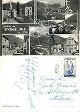Cartolina saluti da Primaluna, vedutine - Lecco