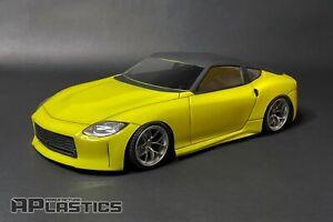 RC Body Car Drift Touring 1:10 Nissan 400 FairZ style APlastics New Shell