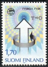(Ref-12250) Finland 1987 European Physics Society Conference  SG.1130 Mint (MNH)