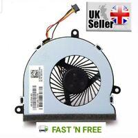 HP Pavilion 15-BA CPU Cooling Fan  HP P/N 813946-001 DC28000GAR0 DC28000GAD0